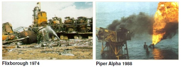 flixborough & piper alpha